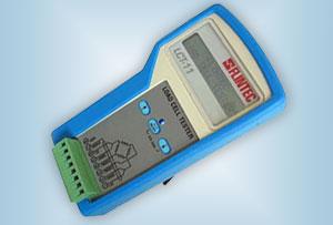Link permanente para: Analisador de células de carga