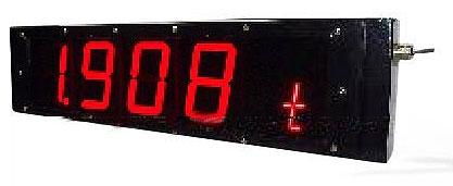 Display 7 Segmentos 100mm